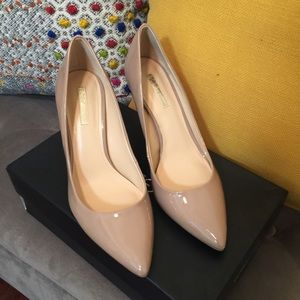 BCBGeneration Patent Leather LEVONNE Pumps